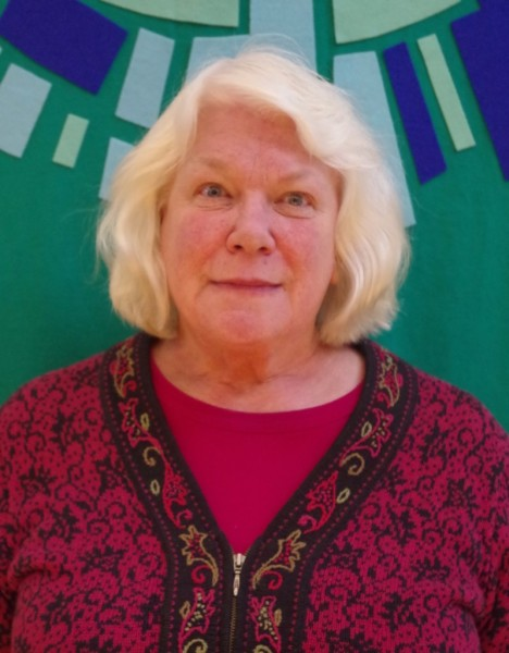 Nancy Vingec, church council member at large