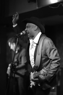 Gig Review: Marcus Malone 20/03/2016