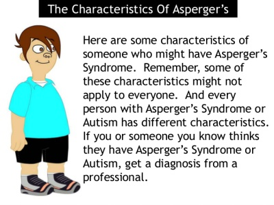 How can Mentorship affect someone with Aspergers