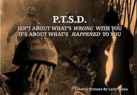 My Experience with PTSD