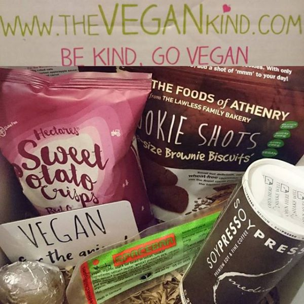 The Vegan Kind - A Monthly Subscription
