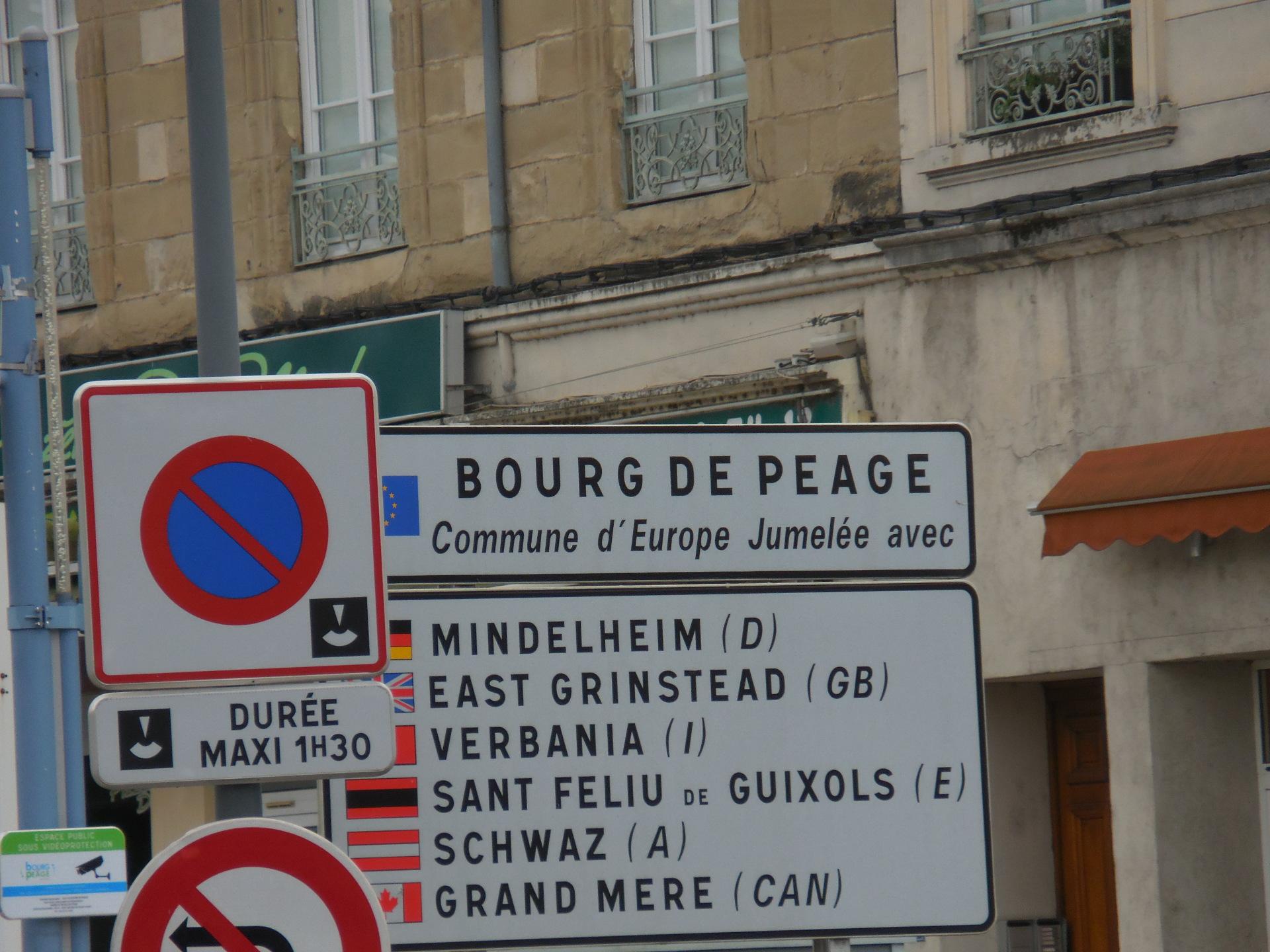 Bourg De Peage