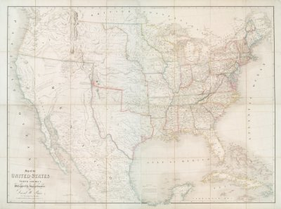United States of America 1800: Setting Sights on Expansion
