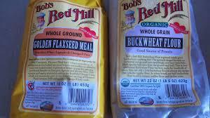 Oats, Buckwheat, and Flaxseed