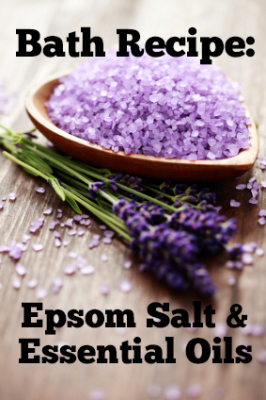 BENEFITS OF EPSOM SALT BATHS (A POWERFUL DETOXIFIER)