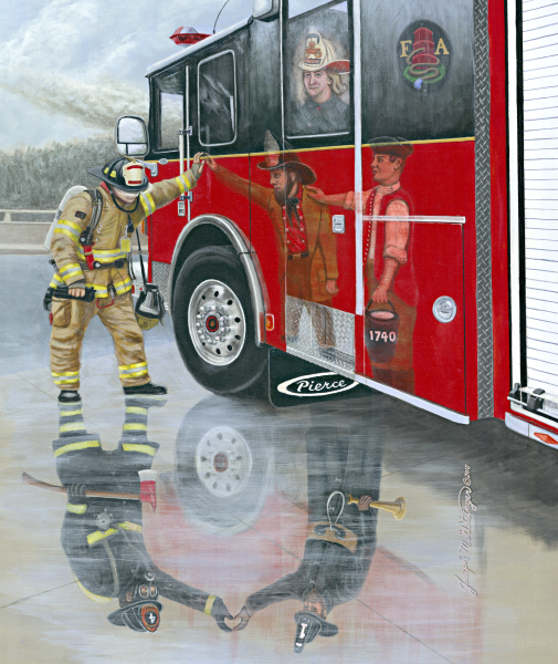History of Firefighters