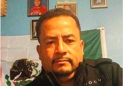 Mateo Aparicio, Owner and Operator Propietario y Operador