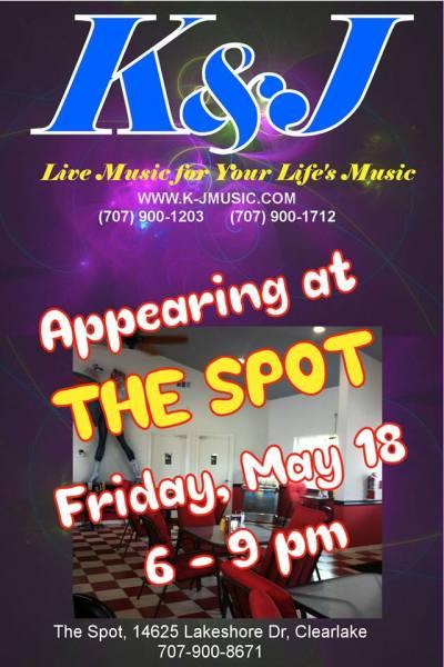 K&J @ The Spot*