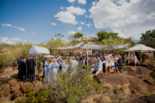 Wedding at Maweni