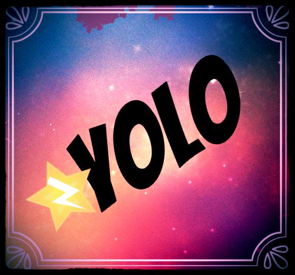 *yolo logo