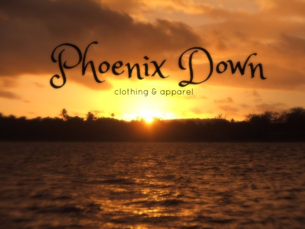 Phoenix Down Clothing Line