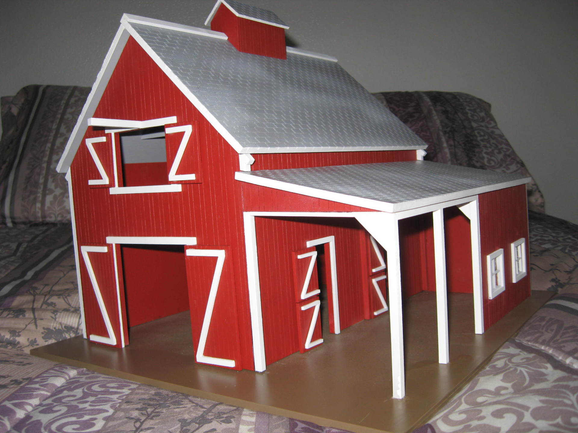 Big Barn with stable