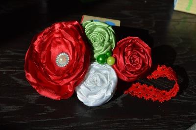 Very Merry Petals