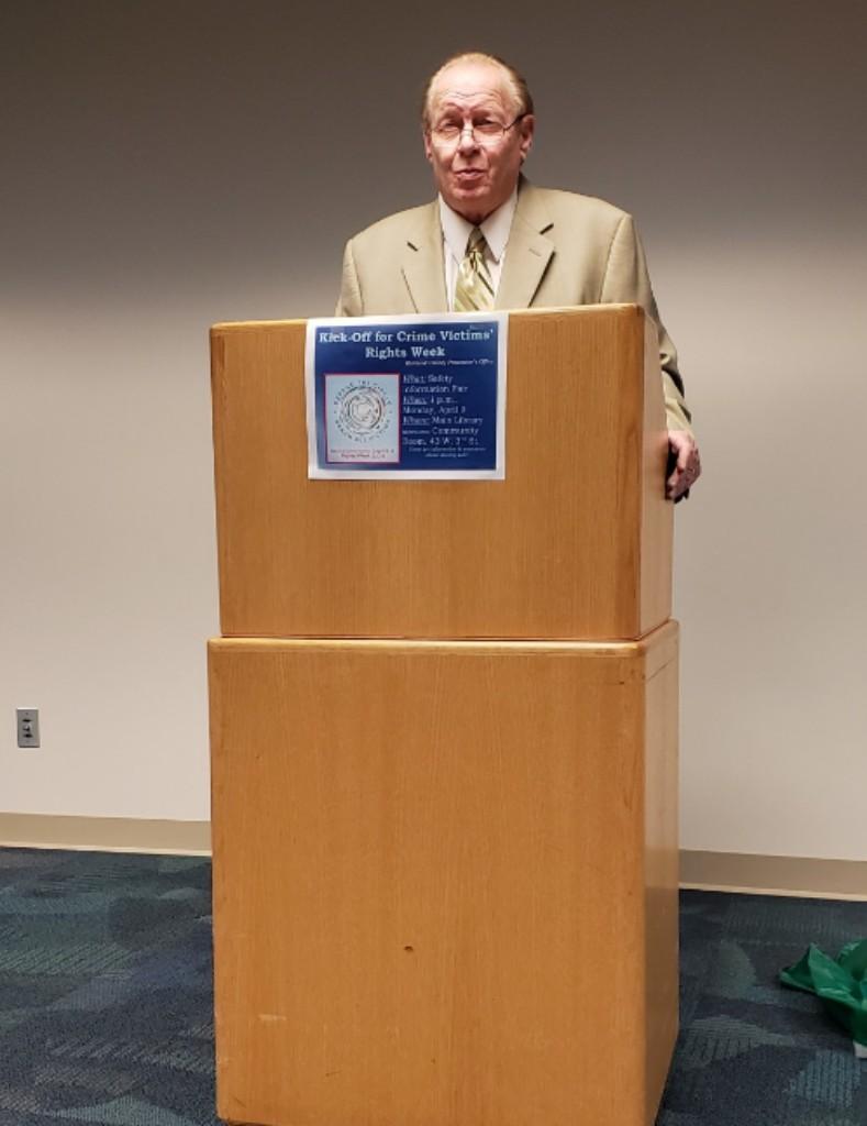 John Spon, Mansfield City Law Director