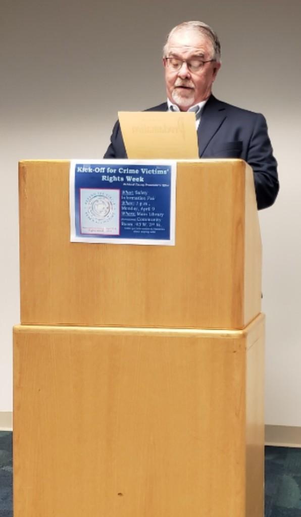 Phil Scott, Mansfield City Council President