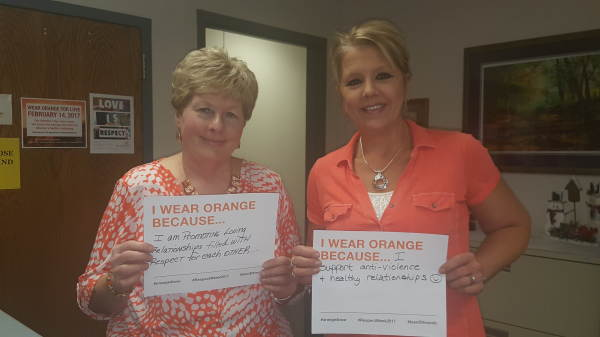 I Wear Orange Because...
