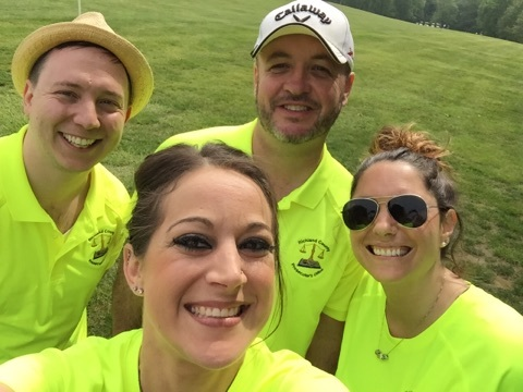 Crawford/Richland AFLCIO Golf Outing 2017