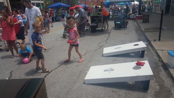 Mansfield Children's Festival