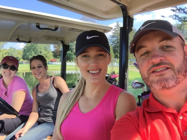 Police Wives of Ohio Golf Scramble