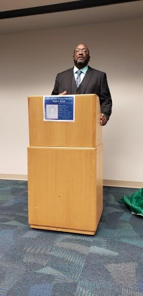 Martin Jones, Director Victim/Witness Division