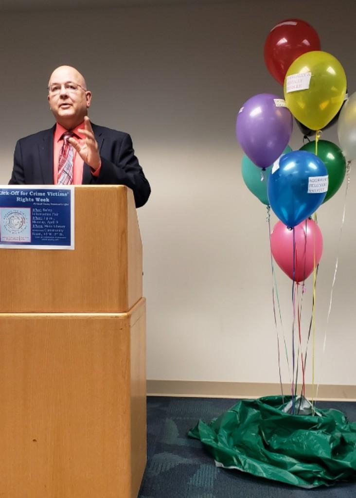 Gary D. Bishop, Richland County Prosecuting Attorney