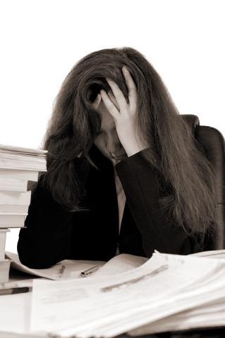Headache stress