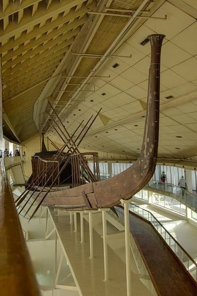 Noah's ark......And the real Story of Khufu (King Cheops)