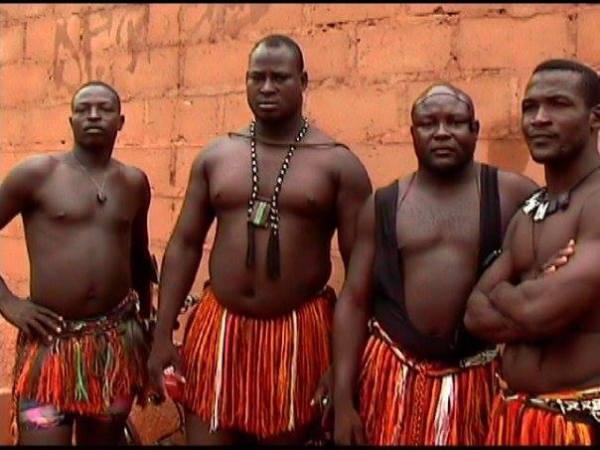 Ouagadougou, Burkina Faso Wrestlers