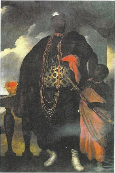 King Garcia II Nkanga....