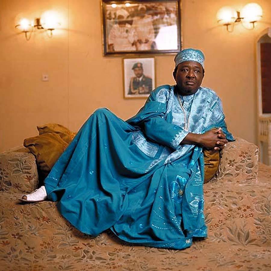 Ooni (King) of Ile Ife, Alayeluwa Oba Okunade Sijuwade, Olubuse II.