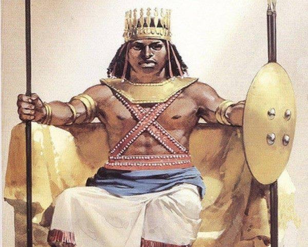 Ezana of Aksum.....