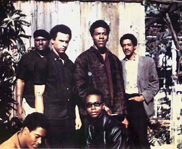 The Original Six Black Panthers