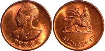 Ethiopia minted its own coins over 1,500 years ago.