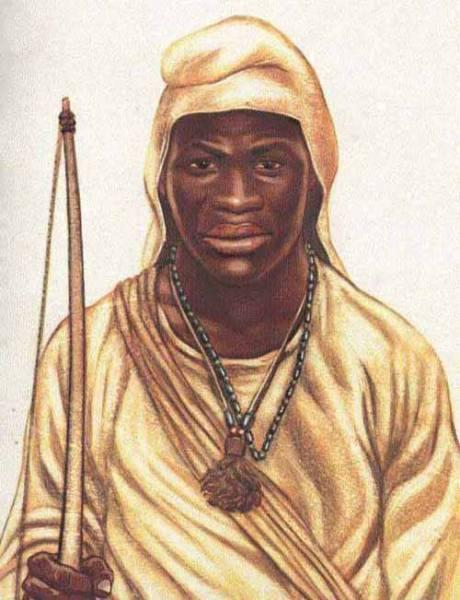 Sundiata Keita....The Real Lion King