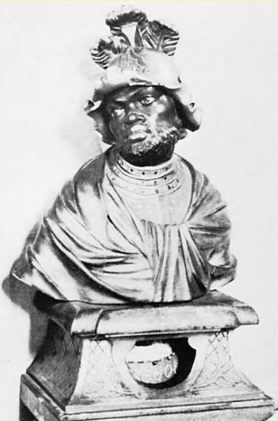 Giovani Moro aka Yohannes Dictus Maurus , Vizier of Sicily (11th century) Gover