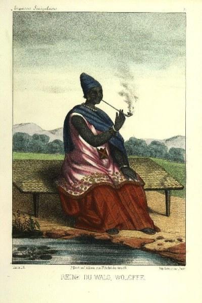 Queen Ndatté Yalla......