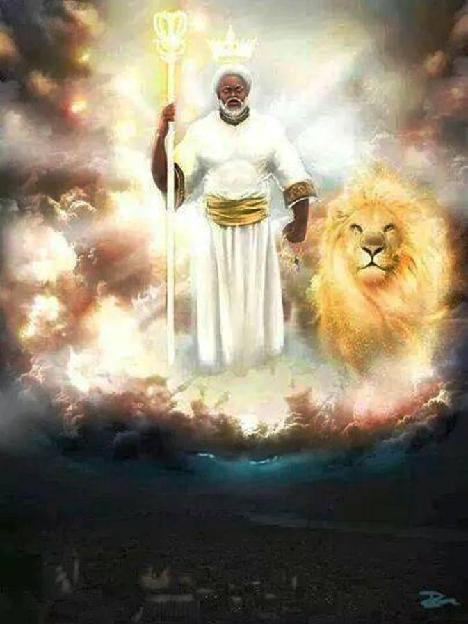 Olorun the Supreme GOD