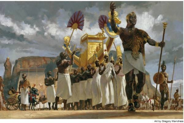 First Recorded Monarch: Nubia to Kemet