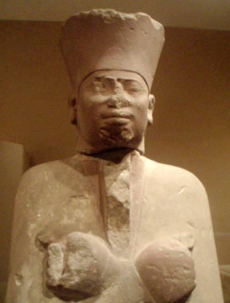 King Nebhepetre Mentuhotep II,