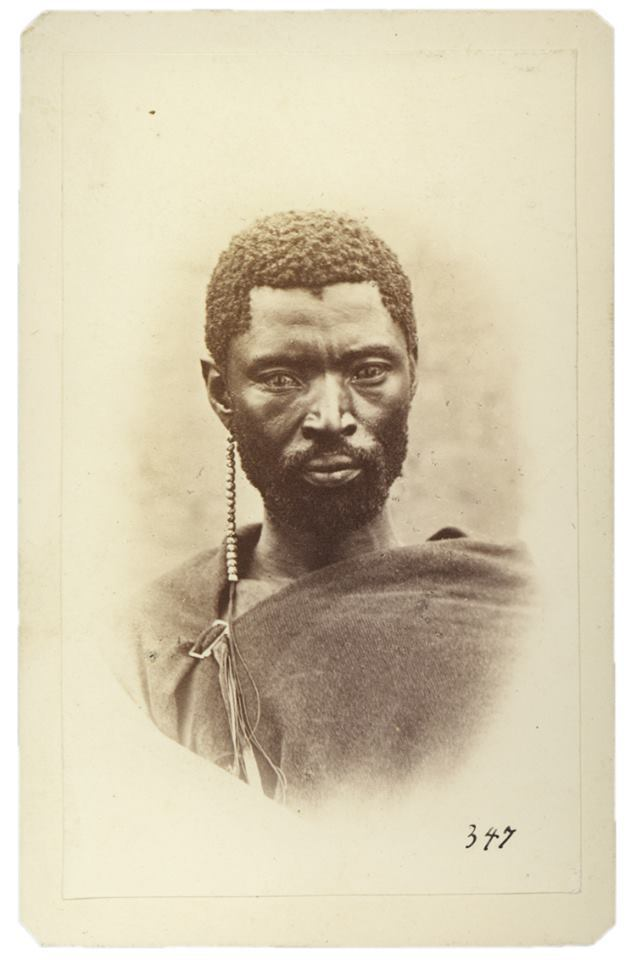 King Mgolombane Sandile