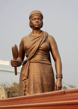 Queen Anna Nzinga