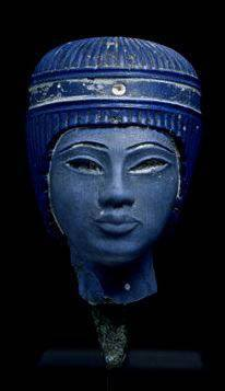 Head of Queen Hatshepsut