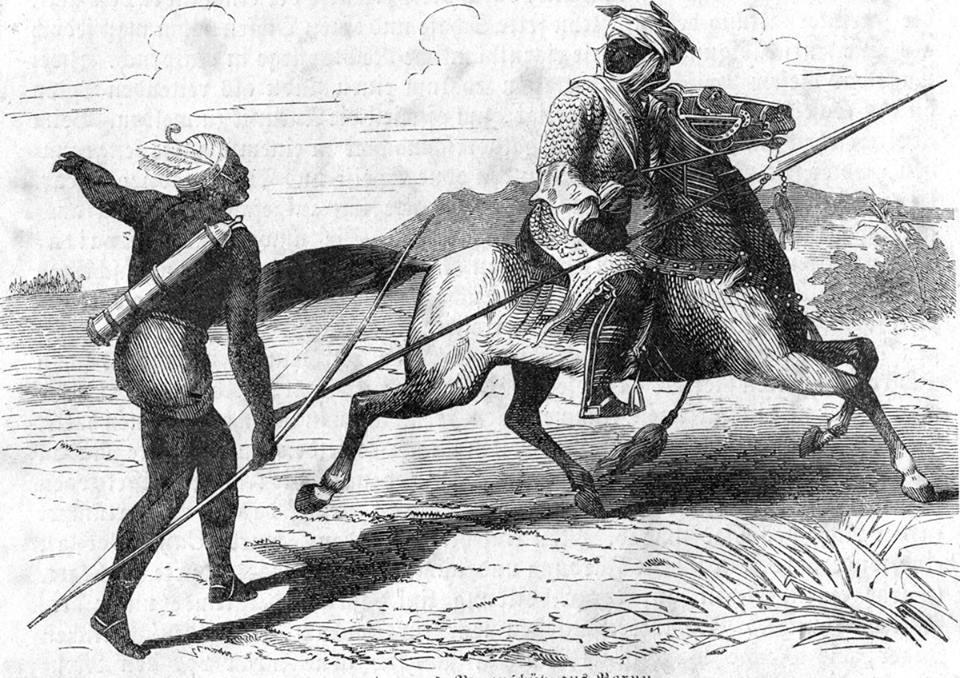 Knights of Mali......