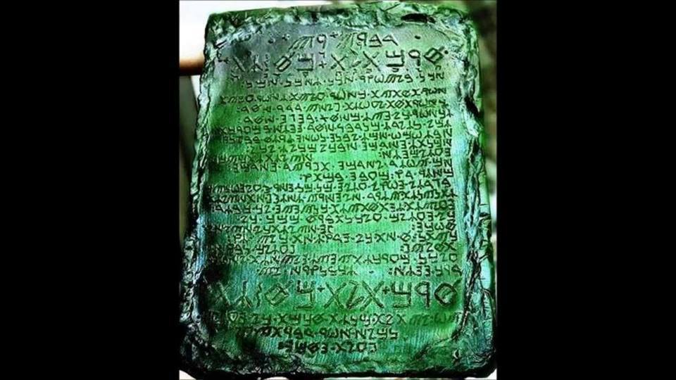 "The Emerald Tablets of ""Djehuti""(Thoth)...The Ancient Mastery of Wisdom, What is it?"