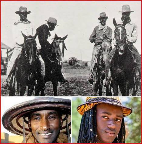 THE AFRICAN COWBOY IN CULTURE