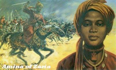 Queen Amina(Hausa)