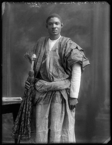 King Adeniji Adele II......