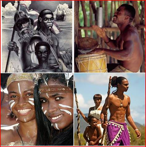 The Academic of the Birth of Taino(Puerto Rican)