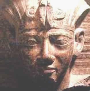 King Nectanebo II 360-343 B.C.........