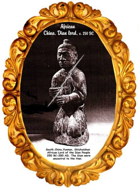 Ancient China: Black Lord of the Dian People.........